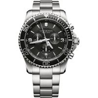 Mens Victorinox Swiss Army New Maverick Chronograph Watch