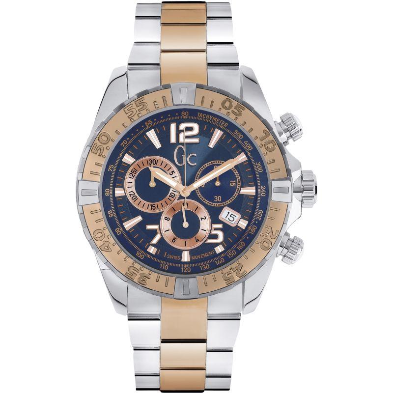 Herren Gc Sportracer Chronograph Watch Y02002G7