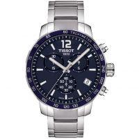 Herren Tissot Quickster Chronograph Watch T0954171104700