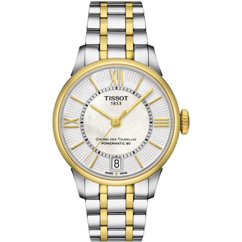 femme Tissot Chemin Des Tourelles Watch T0992072211800