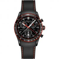 homme Certina DS-2 Precidrive Chronograph Watch C0244471705133