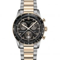 homme Certina DS-2 Precidrive Chronograph Watch C0244472205100