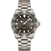 Mens Certina DS Action Precidrive Titanium Watch