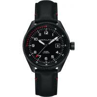 Herren Hamilton Khaki Takeoff Luft Zermatt Automatik Uhr