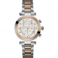 Damen Gc Lady Chic Chronograph Watch Y05002M1