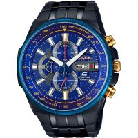 Mens Casio Edifice Infiniti Red Bull Racing Exclusive Chronograph Watch