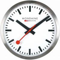 horloge Mondaine Swiss Railways Large Wall clock Watch A995.CLOCK.16SBB