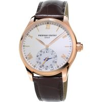 Mens Frederique Constant Horological Smartwatch Bluetooth Hybrid Watch