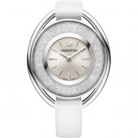 Damen Swarovski Crystalline Oval Watch 5158548