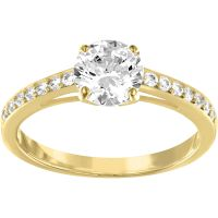 femme Swarovski Jewellery Attract Ring 52 Watch 5139067