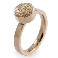 Folli Follie Jewellery Bling Chic Ring JEWEL