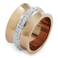 femme Folli Follie Jewellery Dazzling Ring Watch 5045.4526