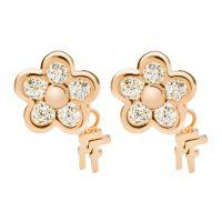 femme Folli Follie Jewellery Follidifioro Earring Watch 5040.2038