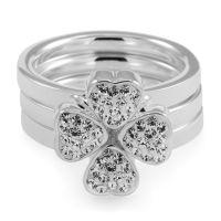 femme Folli Follie Jewellery Hrt 4 Hrt Ring Watch 5045.3299