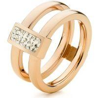 femme Folli Follie Jewellery Match And Da 2 Ring Watch 5045.4604