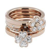 femme Folli Follie Jewellery Winter Wonder Ring Watch 5045.4753
