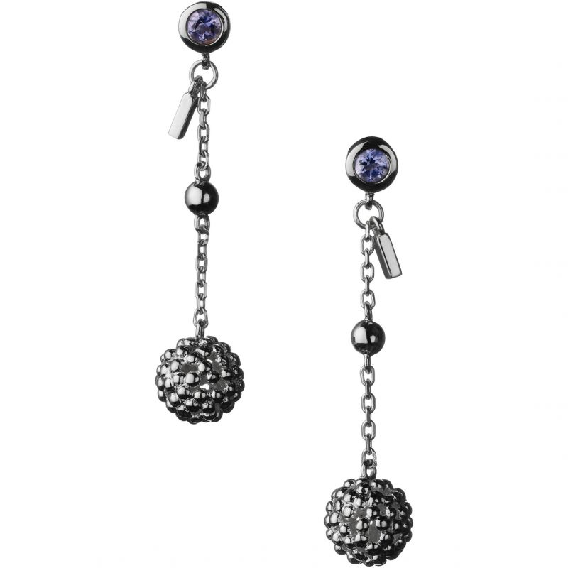 Ladies Links Of London Sterling Silver Effervescence Earrings 5040.1462