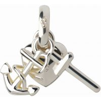 femme Links Of London Jewellery Keepsakes Faith, Hope & Love Charm Watch 5030.1844
