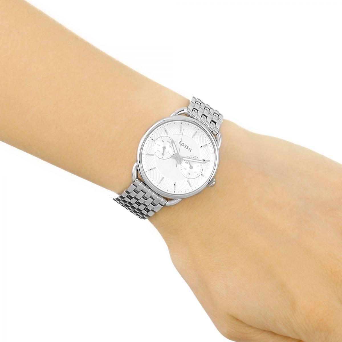 ladies fossil tailor watch es3712 watchshopcom�