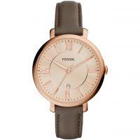 Damen Fossil Jacqueline Watch ES3707