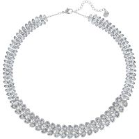 Ladies Swarovski Stainless Steel Baron Necklace 5117678