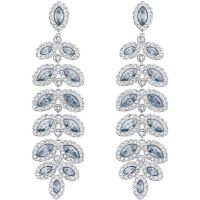 Swarovski Dames Baron Earrings Roestvrijstaal 5074350