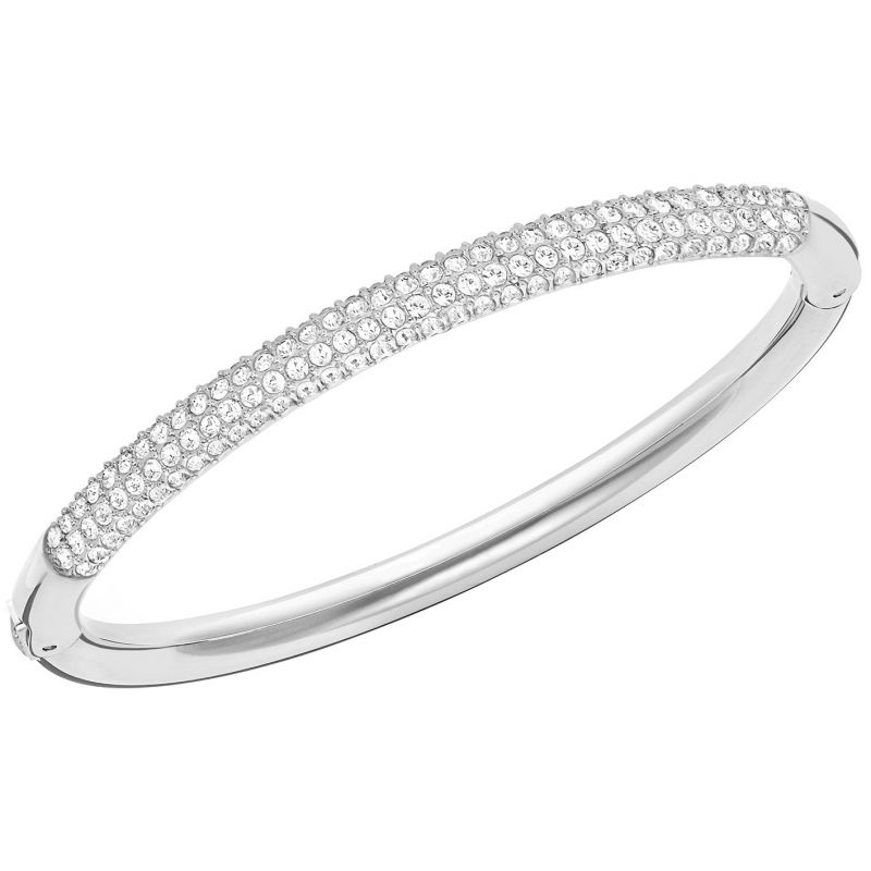 Ladies Swarovski Stainless Steel Stone Bracelet 5032846