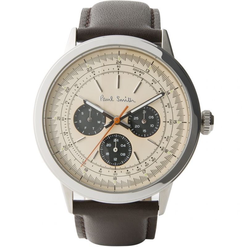 Mens Paul Smith Precision Watch P10002