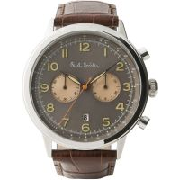 Mens Paul Smith Precision Chronograph Watch