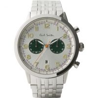 Paul Smith Precision Herenchronograaf Zilver P10016