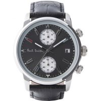 homme Paul Smith Block Chronograph Watch P10031