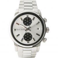 Herren Paul Smith Block Chronograf Uhr