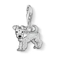 Thomas Sabo Jewellery Charm Club Dog Charm JEWEL