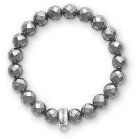 femme Thomas Sabo Jewellery Charm Club Charm Bracelet Watch X0187-064-11-S