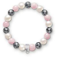 femme Thomas Sabo Jewellery Charm Club Charm Bracelet Watch X0188-581-7-S