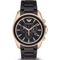 homme Emporio Armani Chronograph Watch AR6066