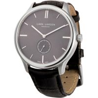 Herren Lars Larsen Simon Retro & Vintage Uhr