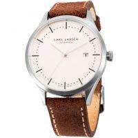 Herren Lars Larsen Alex Retro & Vintage Uhr