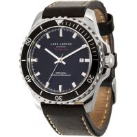 Herren Lars Larsen Sea Lion Watch 150SBDBL