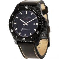 Herren Lars Larsen Sea Lion Watch 150CBDBL