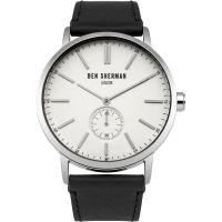 Herren Ben Sherman London Big Portobello Uhr