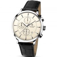 Hommes Accurist London Vintage Chronographe Montre