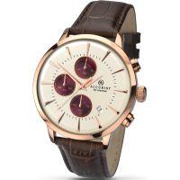 Herren Accurist London Chronograph Watch 7034
