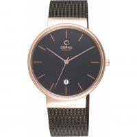 Herren Obaku Klar Uhren