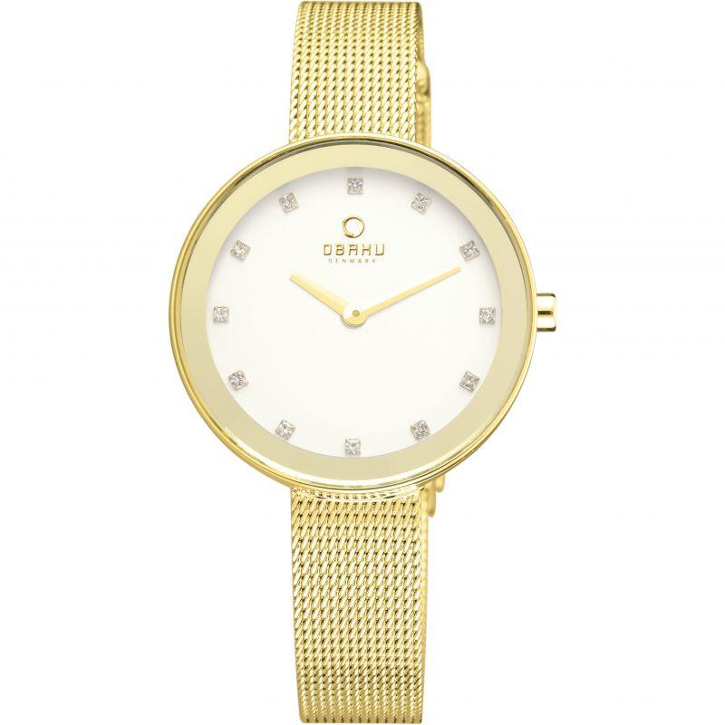 Damen Obaku Blik Watch V161LXGIMG