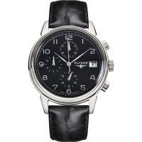 Herren Elysee Vintage Chronograf Uhr