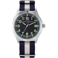 Mens Smart Turnout Military Watch Yale University Watch