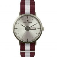 Reloj para Hombre Smart Turnout City Watch - Silver Harvard University STG1/SV/56/W-HARV