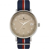 Reloj para Hombre Smart Turnout Scholar Watch Beige Royal Navy STH3/BE/56/W-RN