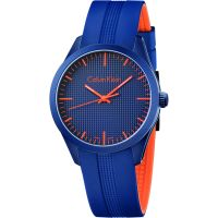 unisexe Calvin Klein Colour Watch K5E51GVN